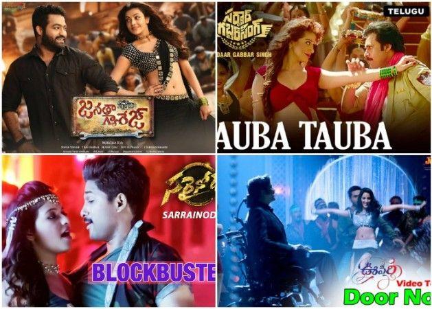 Best Telugu Songs of 2016
